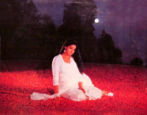 LP cover - Bollywood - Chandni (1989)