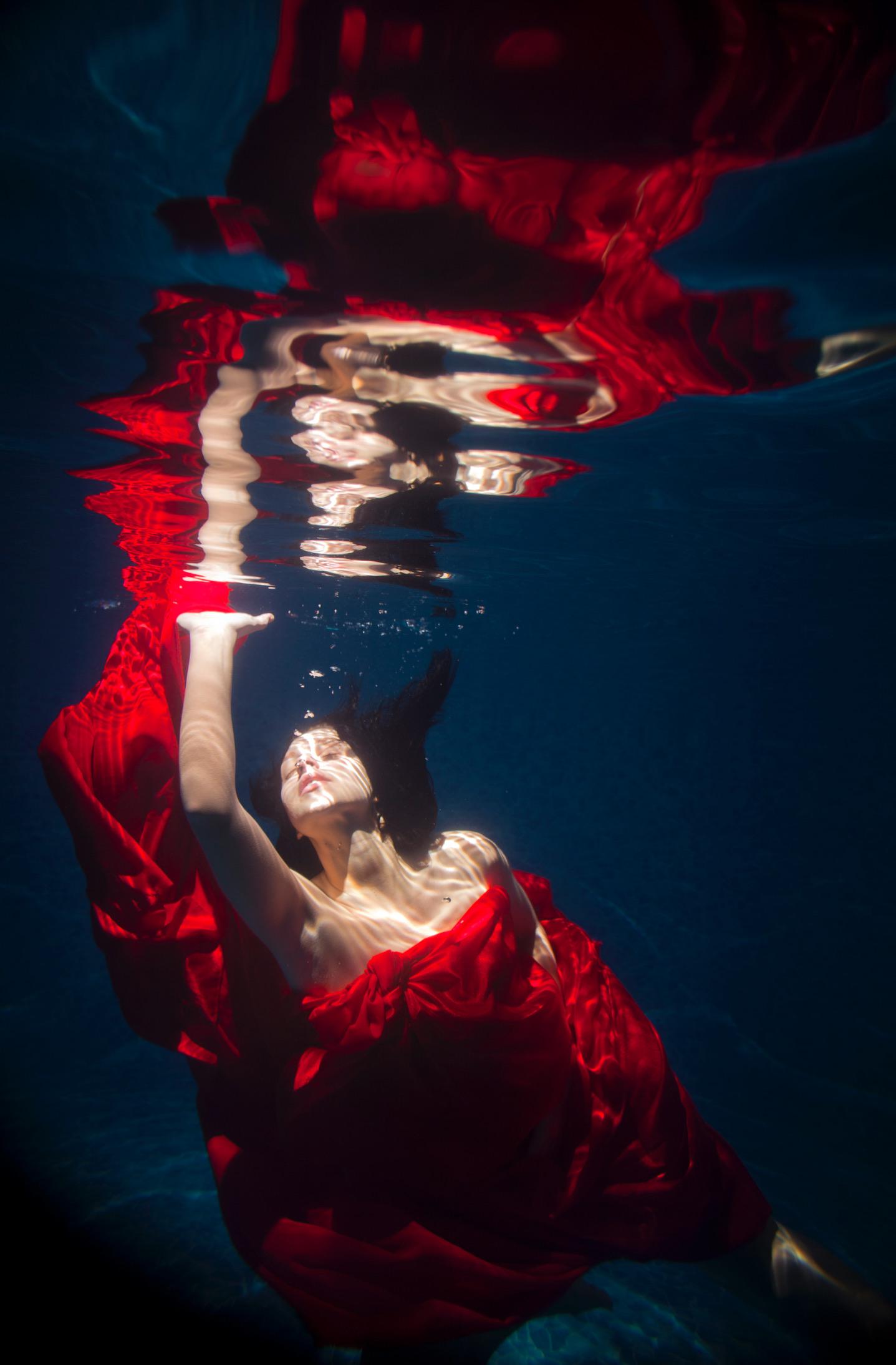 Underwater Maiden